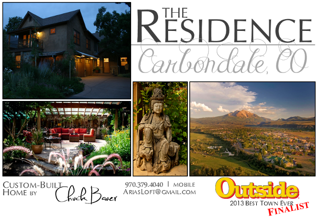 carbondale vacation lodging rental house home guest stay carbondale roaring fork valley aspen mountain recreation golf
